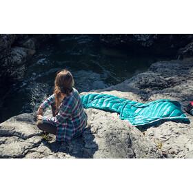 Grüezi-Bag Biopod DownWool Extreme Light 175 Sacos de dormir, viridian green